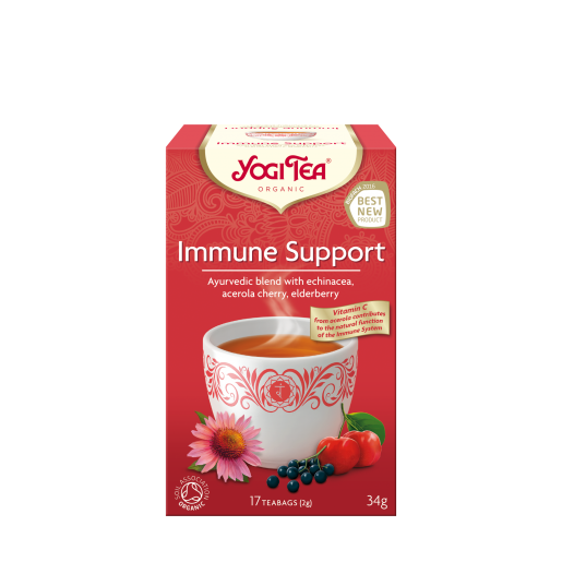 Yogi Tea - Immune Support 17 saszetek