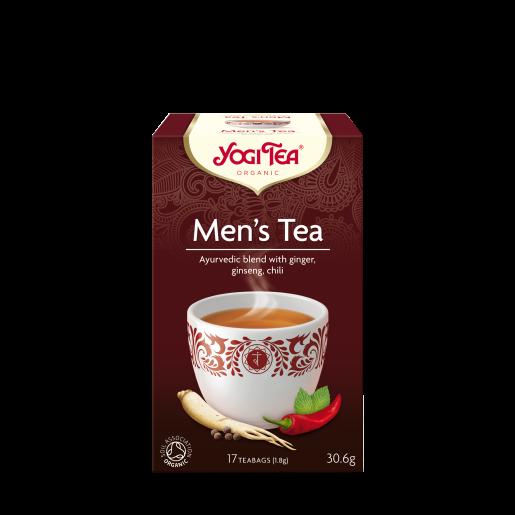 Yogi Tea Men's Tea 17 saszetek