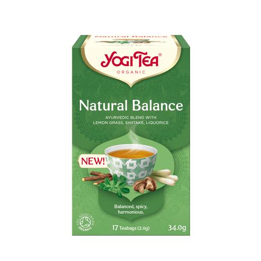 Yogi Tea Natural Balance 17 saszetek