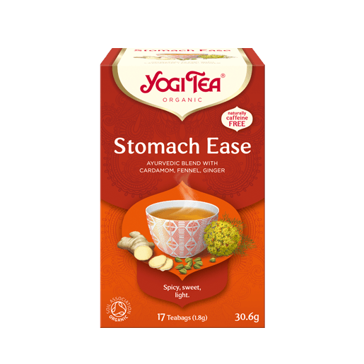 Yogi Tea Stomach Ease (na trawienie) 17 saszetek
