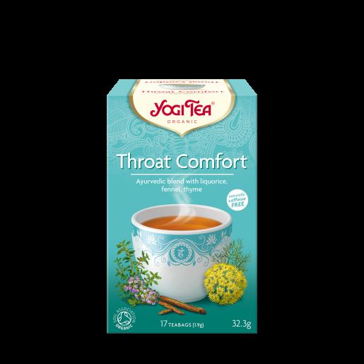 Yogi Tea - Throad Comfort 17 saszetek