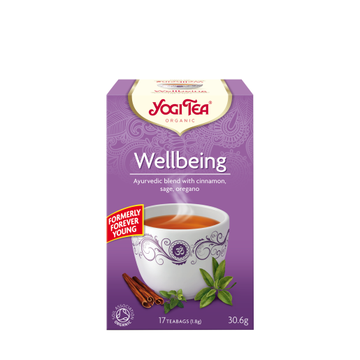 Yogi Tea Wellbeing 17 saszetek