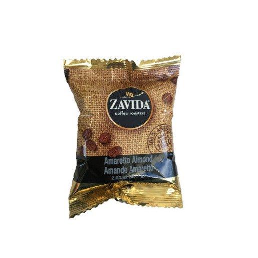 Zavida Amaretto Almond 56,7g - kawa mielona