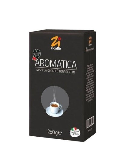 Zicaffe Aromatica 250g kawa mielona x 24