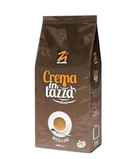 Zicaffe Crema In Tazza  Doux 1kg kawa ziarnista