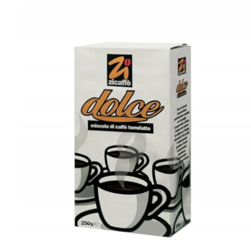 Zicaffe Dolce 250g kawa mielona
