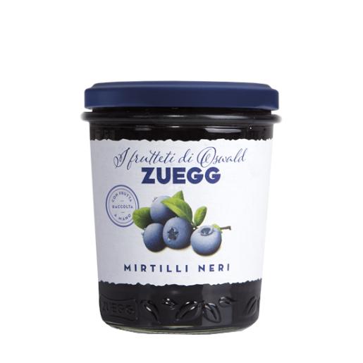 Zuegg włoski dżem jagodowy 320 g